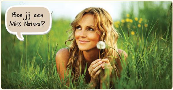 Ben jij een Miss Natural? Doe de Test en ontdek het!