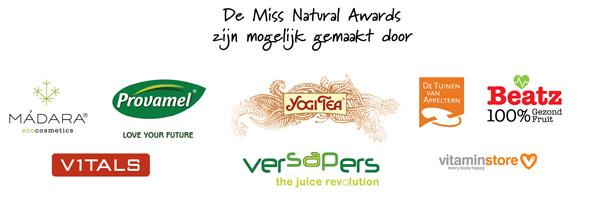 Partners Miss Natural Awards